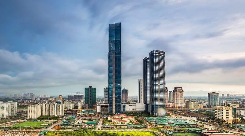 Chung cư Keangnam Hanoi Landmark Tower