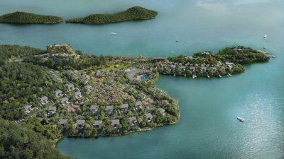 Điểm danh 9 yếu tố tạo nên sự độc nhất của Cullinan Hoà Bình Resort
